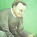 Gregor Mendel, Father Of Genetics by Science Source