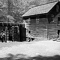 Grist Mill by Regina McLeroy