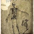 Happy Halloween by Jeff Burgess