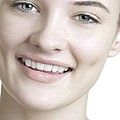 Happy Young Woman by