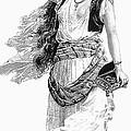 Harem Woman. 19th Century by Granger