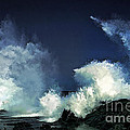 Hawaiian Surf by Tommy Anderson