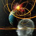 Head In Space by Mehau Kulyk