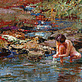 Healing Water by Ron Barsano