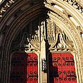 Heinz Chapel Doors by Thomas R Fletcher