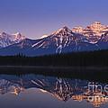 Herbert Lake Sunrise by Ginevre Smith