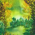 Hidden Pond by LeeAnn McLaneGoetz McLaneGoetzStudioLLCcom