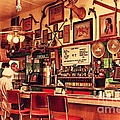 Historic Niles District In California Near Fremont . Bronco Billys Pizza Palace . 7d10707 by Wingsdomain Art and Photography