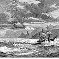 Hms Challenger, 1872-76 by Granger