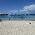 Honeymoon Beach by Laurie Prentice