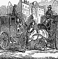 Horse Carriage, 1853 by Granger