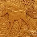 Horse  by Pradeep Makwana