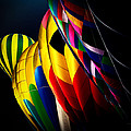 Hot Air Balloons by David Patterson