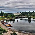 Hoyt Lake Delaware Park 0005 by Michael Frank Jr