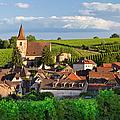 Hunawihr Alsace by Brian Jannsen