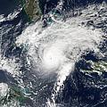 Hurricane Paloma by Stocktrek Images