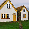 Icelandic Turf Houses by Ivan Slosar
