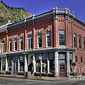 Idaho Springs Colorado by David Bearden