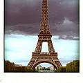Illustration Of Eiffel Tower by Bernard Jaubert