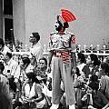 Indian Man Wearing Turban by Sumit Mehndiratta