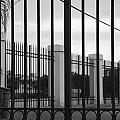 Iron And Pillars by Rob Hans