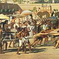 Israel In Egypt by Sir Edward John Poynter