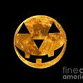 Jack-o-lantern Moon by Al Powell Photography USA