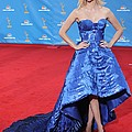 January Jones Wearing An Atelier by Everett