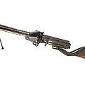 Japanese Type 11 Light Machine Gun by Andrew Chittock