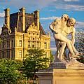Jardin Des Tuileries by Brian Jannsen