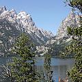 Jenny Lake by Rick Thiemke