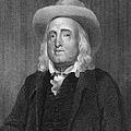 Jeremy Bentham (1748-1832) by Granger