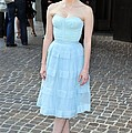 Jessica Chastain Wearing A Christian by Everett
