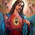 Jesus Christ by Viveka Singh