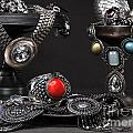 Jewellery Still Life by Oleksiy Maksymenko