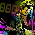 Jimi Hendrix by Paul Sachtleben