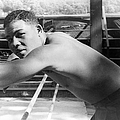 Joe Louis (1914-1981) by Granger