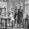 Johann Gutenberg, German Inventor by