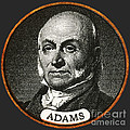 John Quincy Adams, 6th American by Photo Researchers
