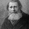 John Ruskin (1819-1900) by Granger