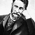 Joseph Pulitzer (1847-1911) by Granger