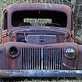 Just Rusting by John Stephens