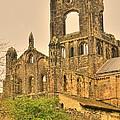 Kirkstall Abbey by Jacqui Kilcoyne