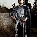 Knight In Shining Armour by Yedidya yos mizrachi