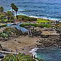 La Jolla Cove by Russ Harris