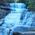 Lady Barron Falls by Peter Harrison