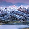 Lake Ercina by Sebastian Wasek