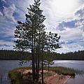 Lake Huosius At Hossa by Jouko Lehto