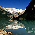 Lake Louise IIi by Sharon Elliott