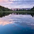 Lake Matheson by U Schade